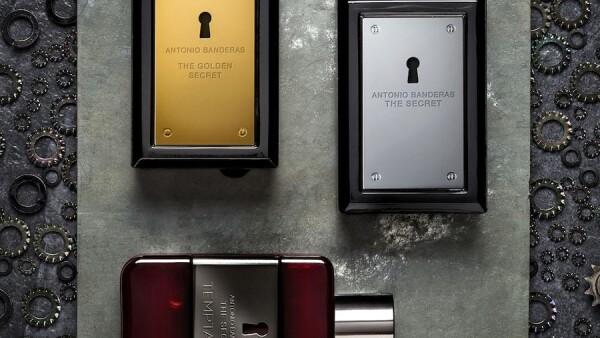 Presentamos las tres nuevas fragancias de Antonio Banderas