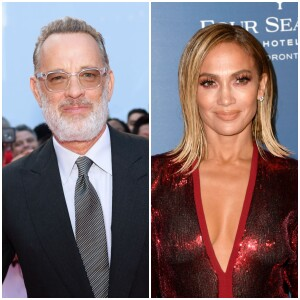 Tom Hanks y Jennifer Lopez