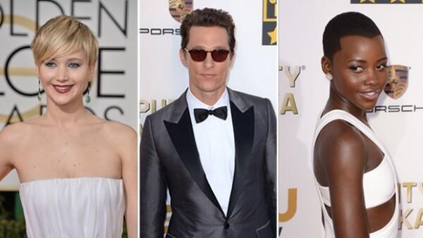 A continuación, la lista completa de nominados a los premios del Sindicato de Actores de la Pantalla a efectuarse este sábado en el Auditorio Shrine de Los Ángeles.