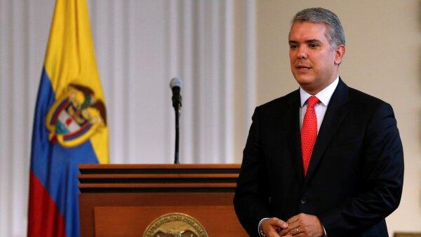 Colombia Venezuela Iván Duque Nicolás Maduro