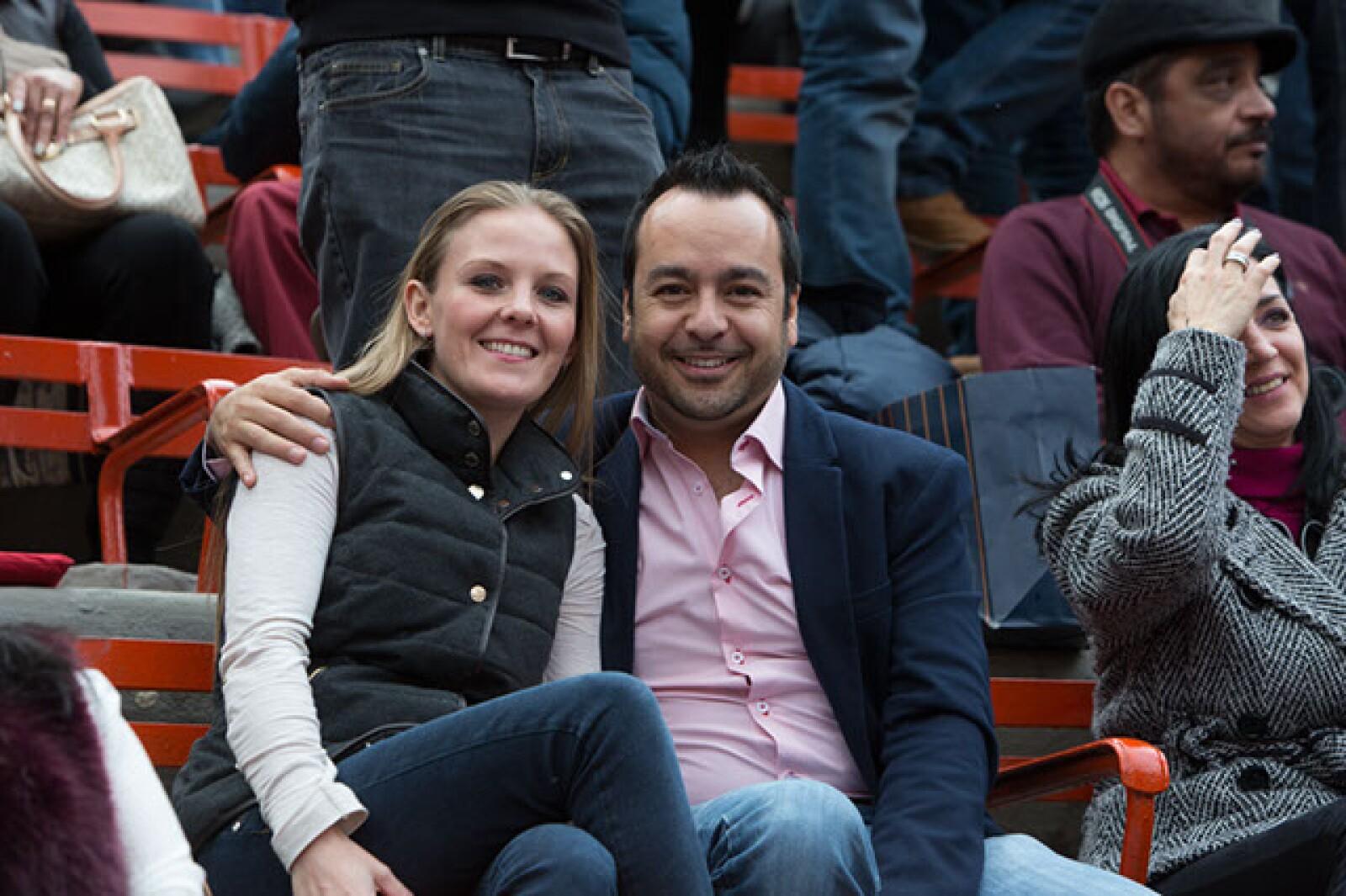 Carolina Bernal,Paco Valdés