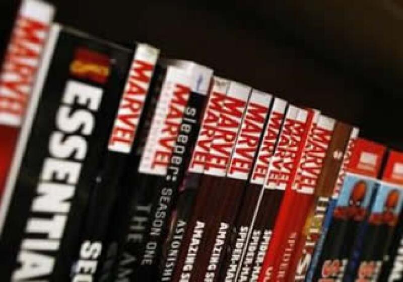 Walt Disney comprará a la empresa Marvel por 4,000 millones de dólares. (Foto: Reuters)