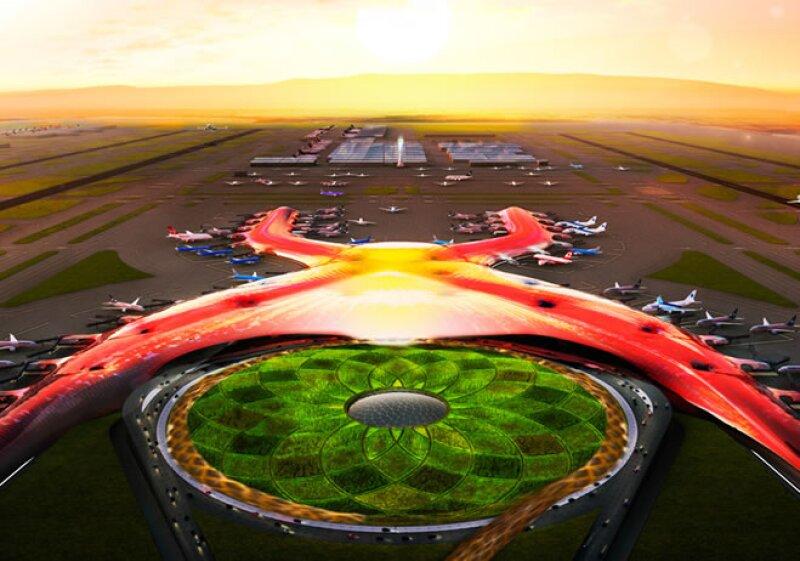 Nuevo Aeropuerto del la Ciudad de M�xico
