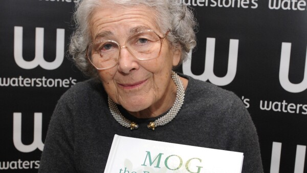 "UK- ""Judith Kerr"" book signing in London"