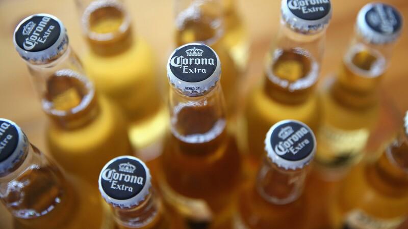 Grupo Modelo fabrica la cerveza marca Corona. (Foto: AP)