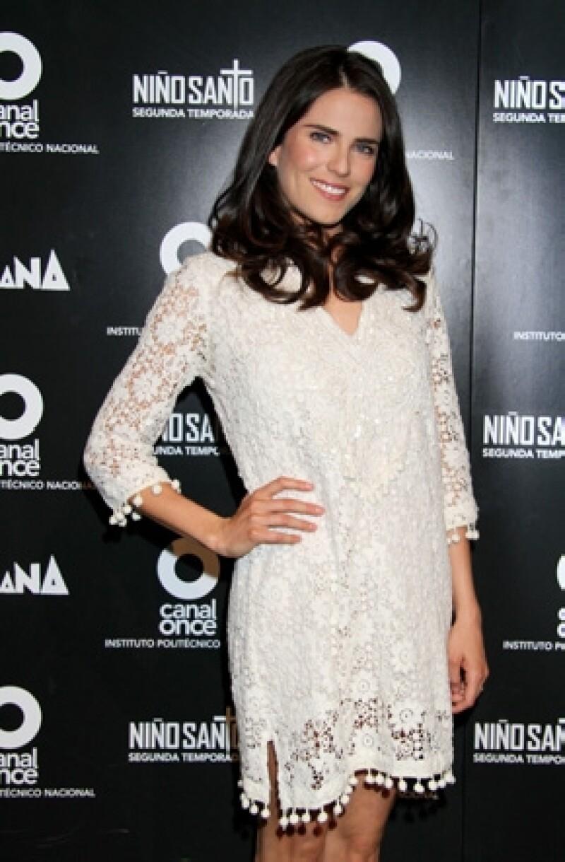 La actriz mexicana está obteniendo el éxito esperado en el país, trabajando en series y películas. Sin embargo, no todo ha sido positivo en su objetivo de convertirse en una actriz internacional.