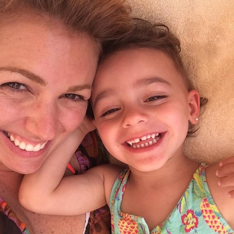 Karla Guindi comparte sus mejores momentos con sus pequeñas en Instagram.