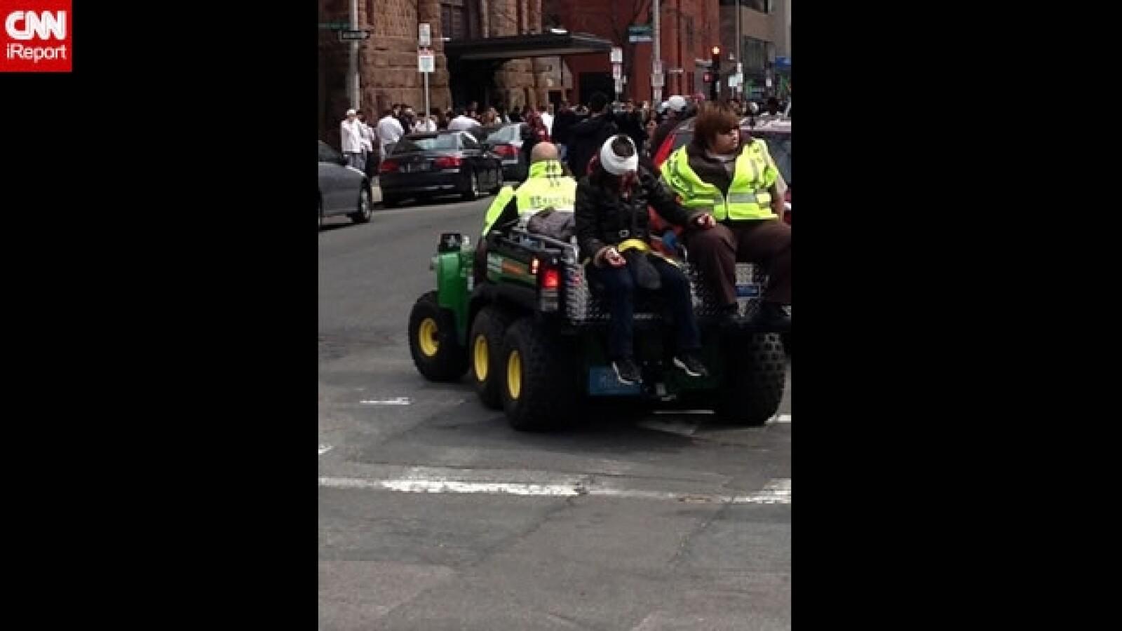 Maratón de Boston ataque iReport 04