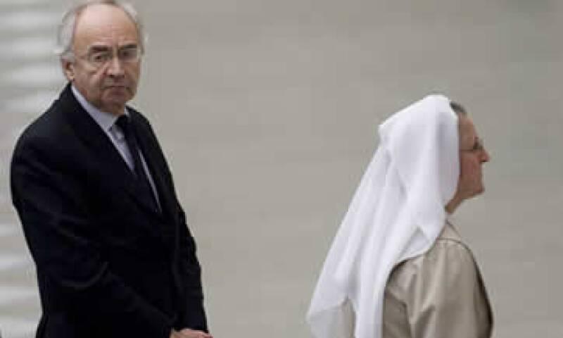 Gotti Tedeschi fue despedido del banco en 2012. (Foto: AP)