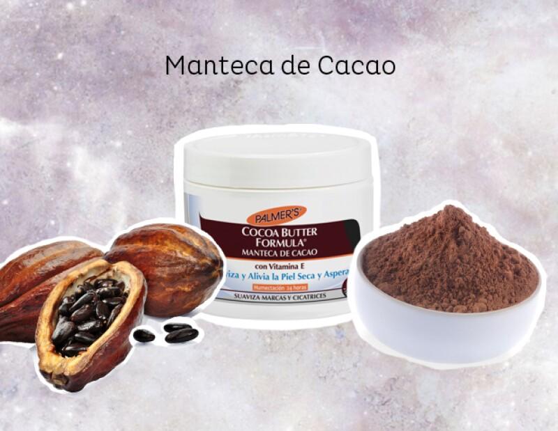 Palmers tiene una excelente manteca de cacao. mx.palmers.com