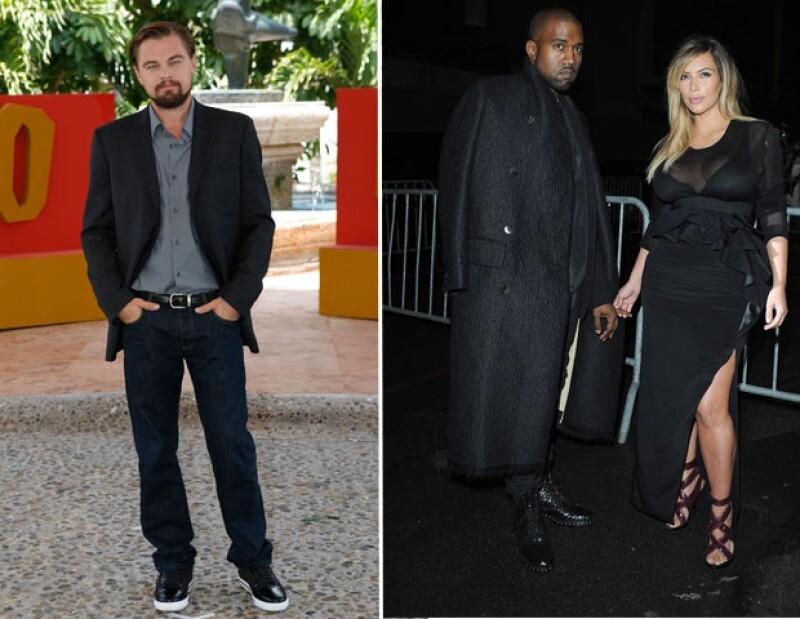 Según reporta E! News, el actor organizó una celebración a la que asistieron cerca de 100 amigos cercanos, entre elos los recién comprometidos, en el local TAO de Nueva York.