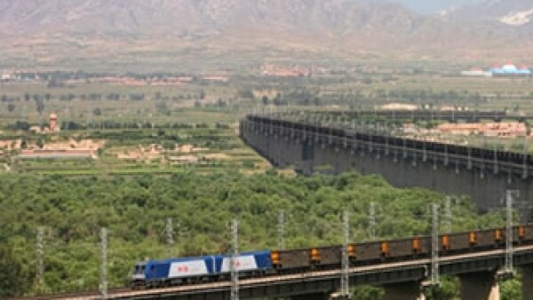 LOG-Datong-Qinhuangdao Railway