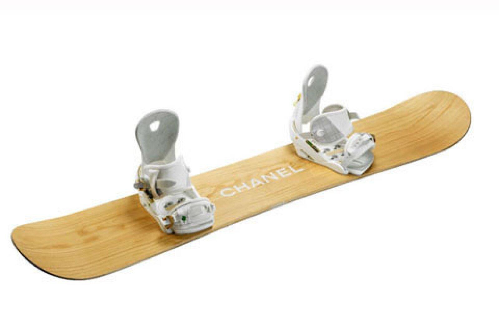 Tabla de snowboard.
