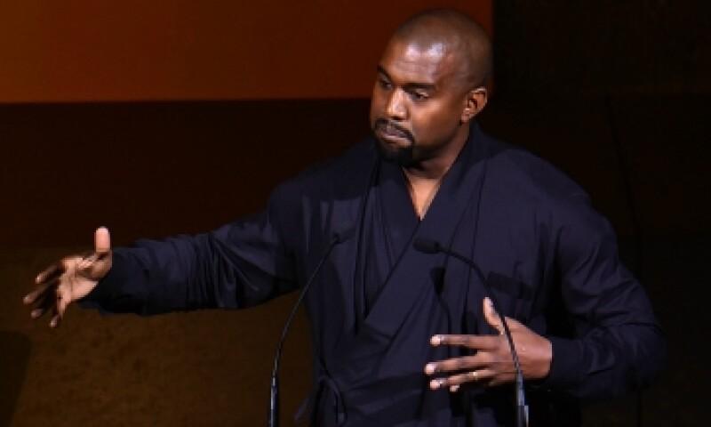 Esta no es la primera vez que se hacen peticiones para evitar presentaciones de West. (Foto: Getty Images/ Archivo)