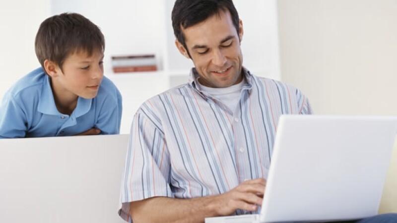 Internet Padres Hijos Seguridad