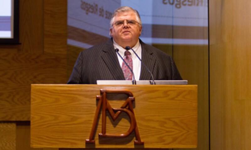 Agustín Carstens es gobernador del Banco de México desde 2009 (Foto: Notimex/Archivo )