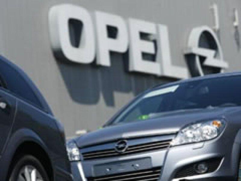 El Gobierno de EU celebra acuerdo con Opel (Foto: Archivo)