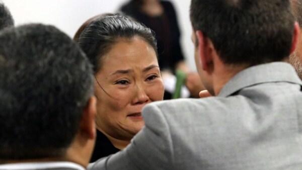 Kaiko Fujimori Odebrecht lavado de dinero