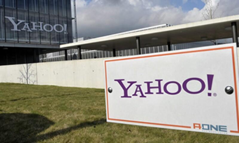 Los inversionistas de Yahoo están emocionados por la oferta pública de Alibaba Group. (Foto: EFE)