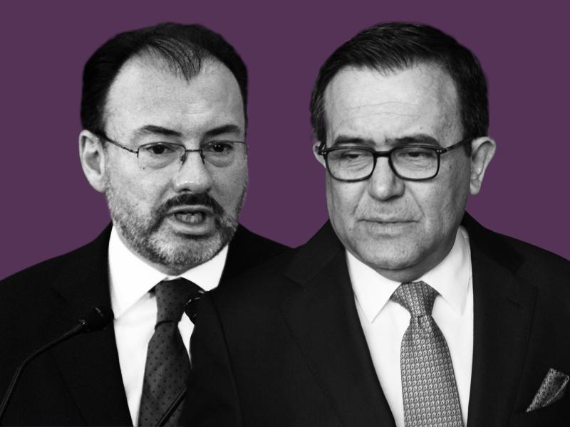 Videgaray y Guajardo