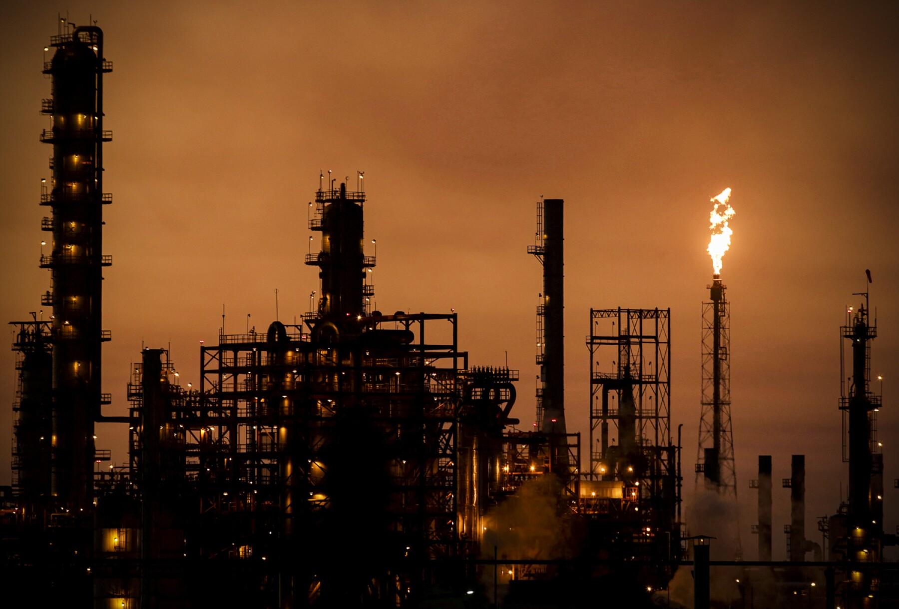 producción petrolera - petróleo - energía