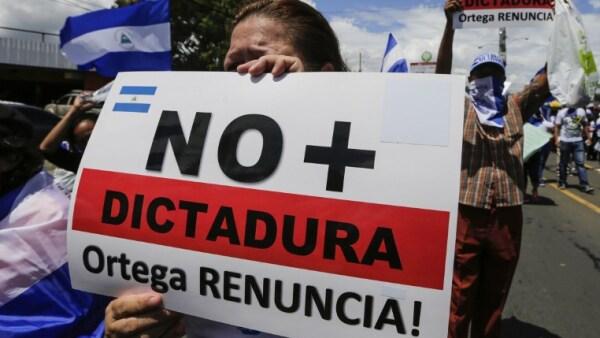 NICARAGUA-UNREST-DEMO