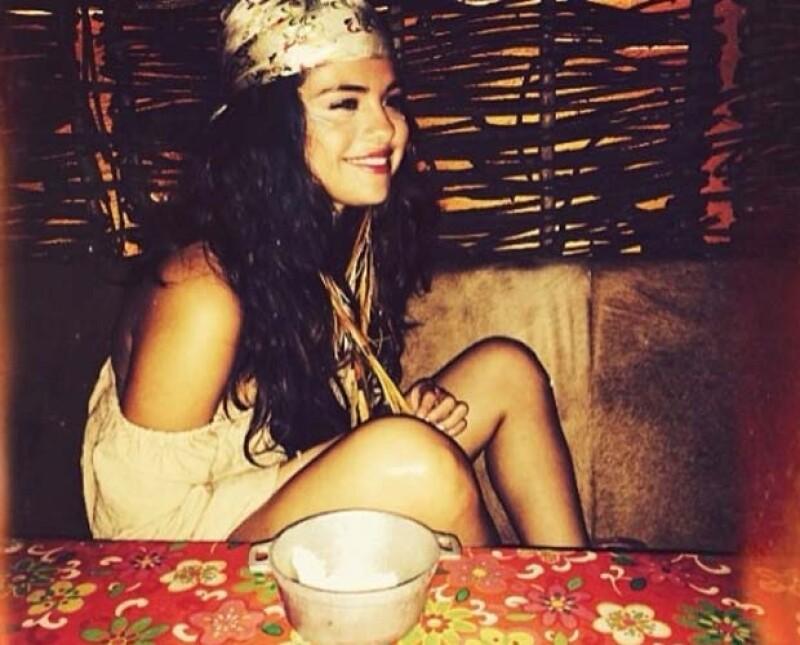 La cantante viajó a Santo Domingo, vacaciones de las que ha publicado varias imágenes y videos en su Instagram. Se notó emocionada por su divertido y exótico break primaveral.