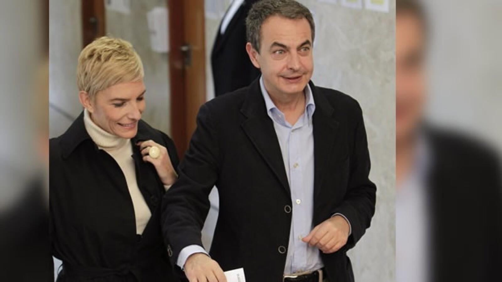 Zapatero presidente espana 20n votos elecciones