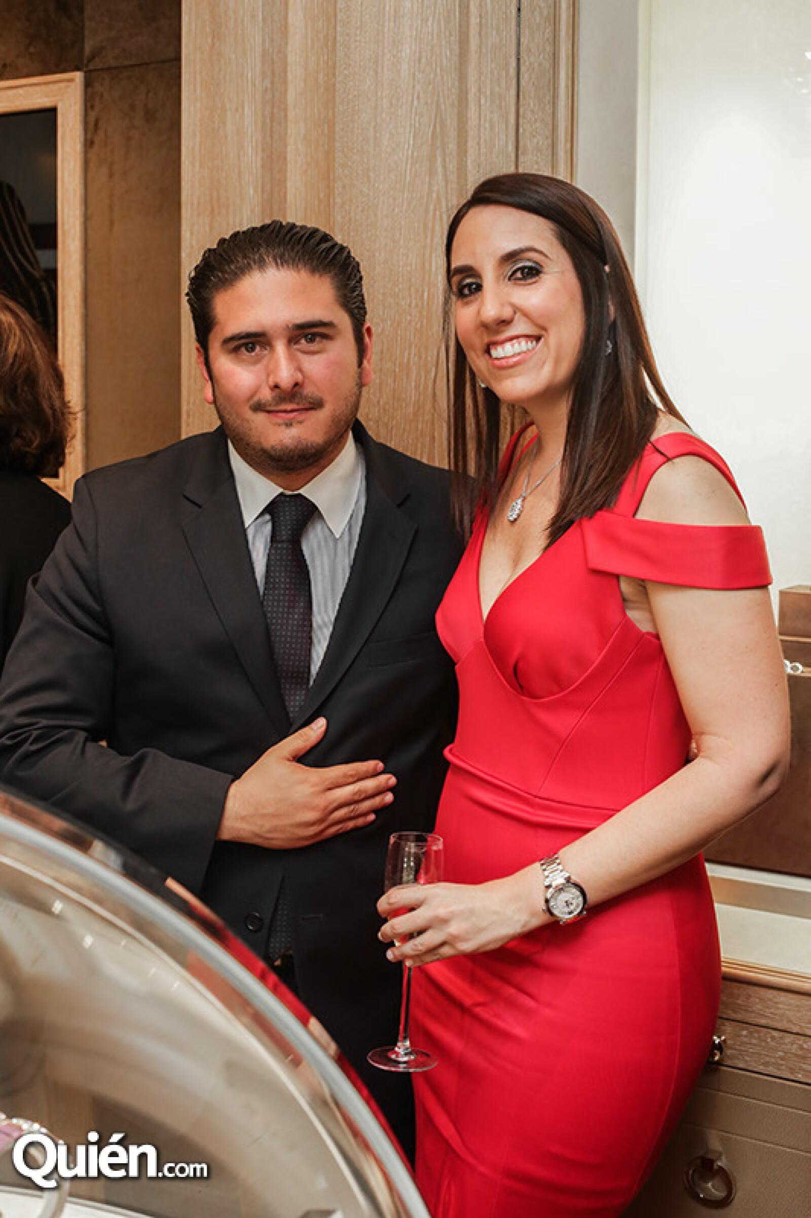 Eduardo Martínez Lanz y Alejandra Lorenzo