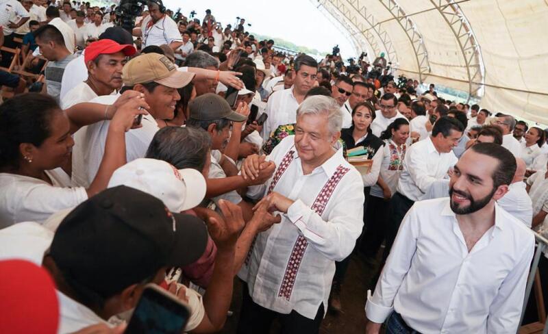 AMLO en Chiapas