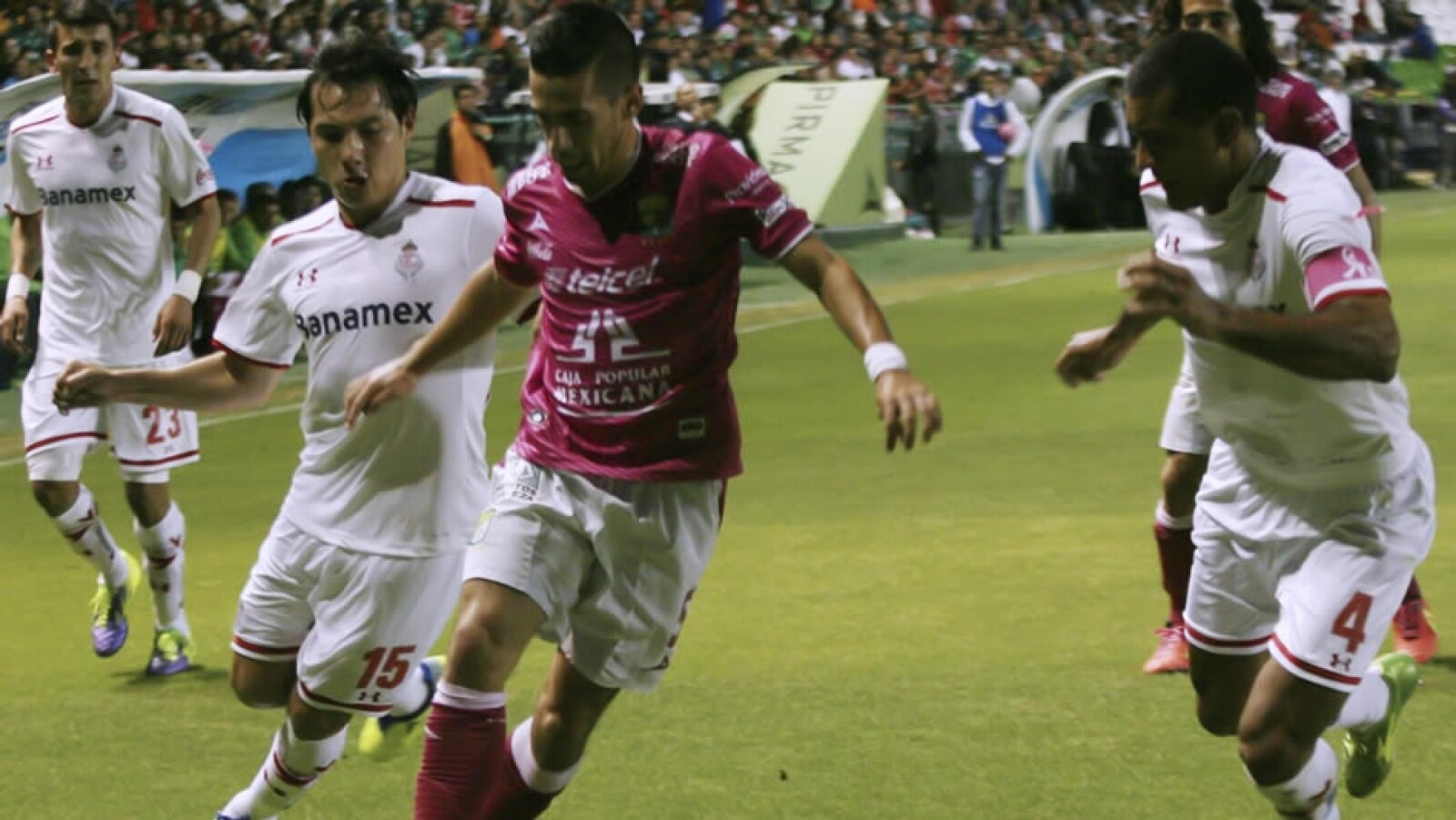 León vs Toluca2