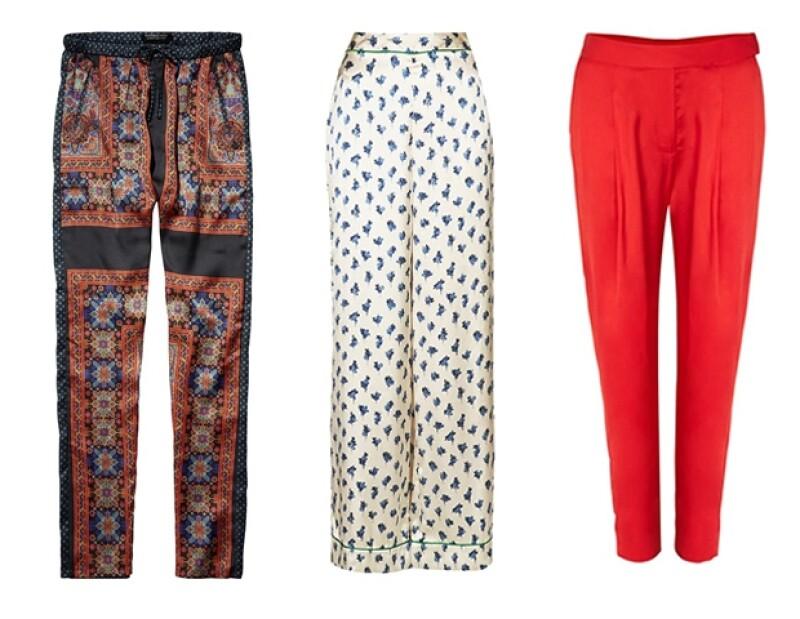 Jessica Alba, Miranda Kerr y Julianne Moore son algunas de las celebs que nos enseñan como llevar estos pantalonesde una manera cool y sofisticada.