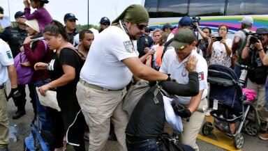 detenciones de migrantes