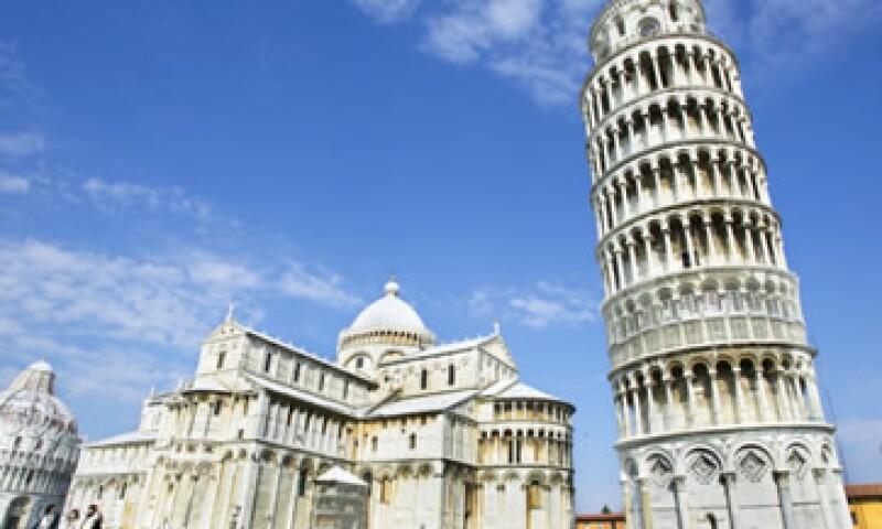 Italia busca que el déficit del Gobierno general caiga a 1.6% en 2012. (Foto: Thinkstock)