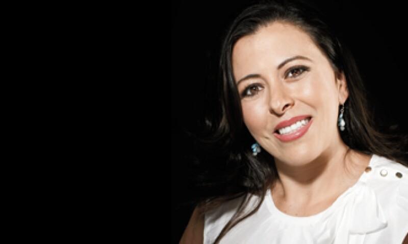 María Cacerín, gerente de Comunicación de Marca de Avon. La telenovela 'Una familia con suerte' fue la plataforma para que Avon lanzara más de 10 productos. (Foto: Carlos Aranda/Mondaphoto)