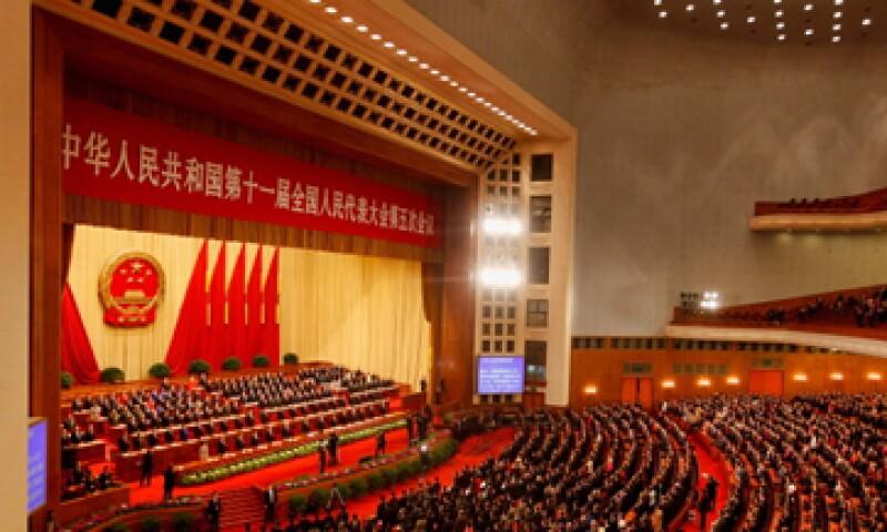 Los líderes del Partido Comunista de China acordaron mantener un crecimiento sostenido superior al 7%. (Foto: Getty Images)