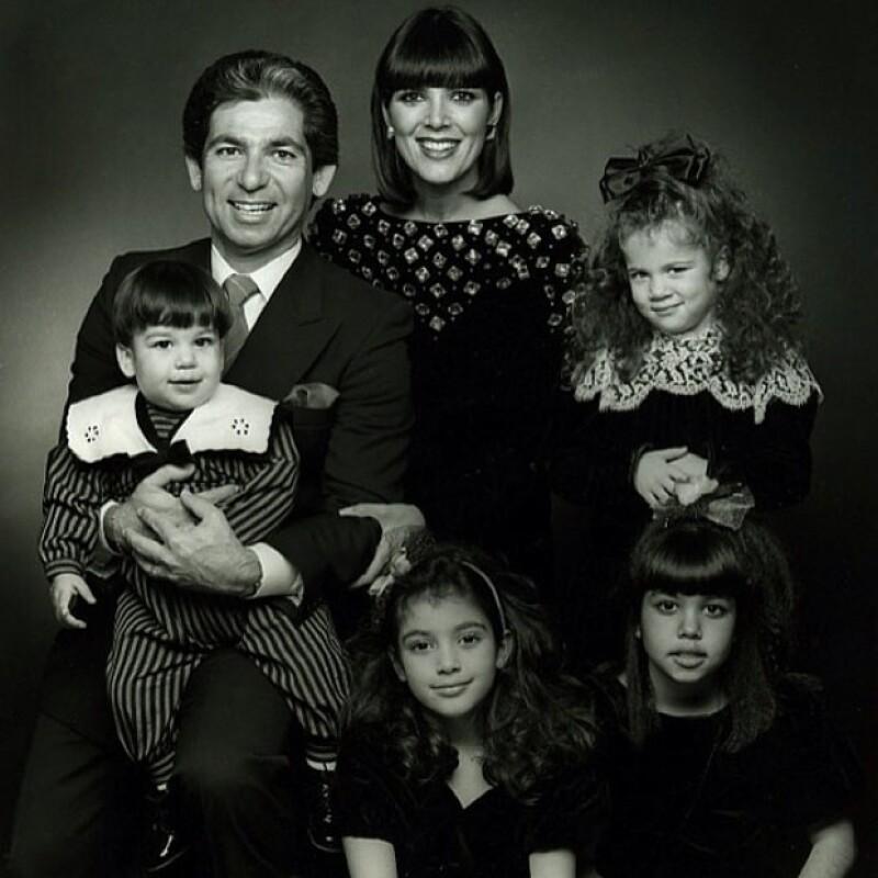Robert y Kris se separaron en 1990.
