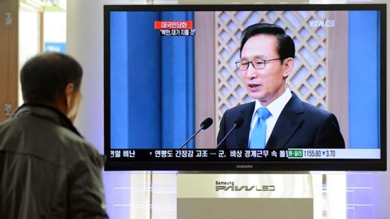 Corea del Sur (AFP)