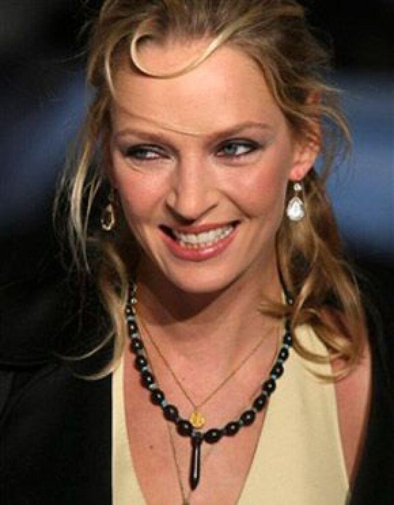 """La actriz participará junto al actor Pierce Brosnan en la película """"Percy Jackson"""" de género fantástico."""