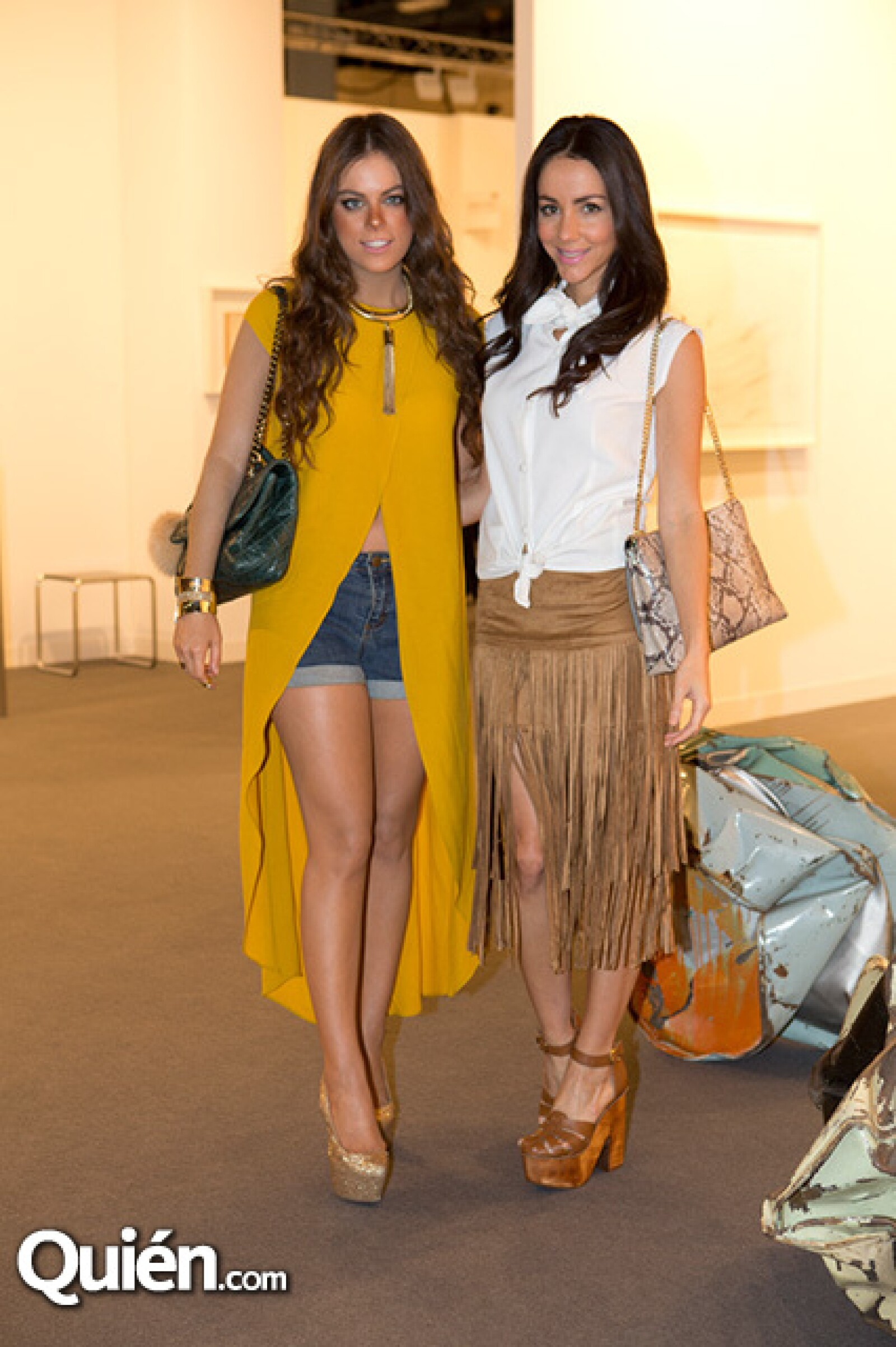 Yael Sandler,Chantal Torres