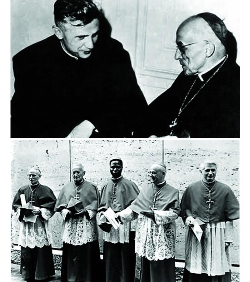En 1993 es nombrado cardenal.