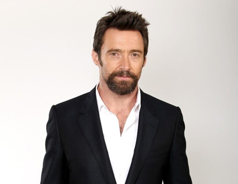 Hugh Jackman se cuela a los nominados como Mejor Actor en los premios de la Academia, por su personaje Jean Valjean en Los Miserables.