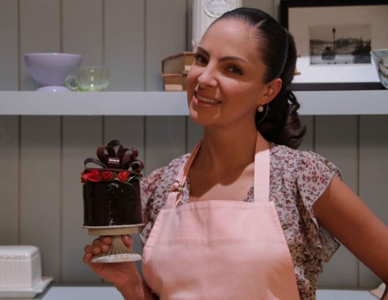 Una de las chefs más reconocidas de México, inició este martes su nueva temporada en el canal El Gourmet, un programa donde el dulce será el principal elemento.