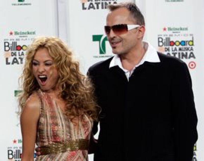 Los cantantes asistirán a la inauguración de la primera Muestra Filmográfica de Cine Español (ES.CINE 2008), que se llevará a cabo del 20 al 27 de noviembre en la Ciudad de México.