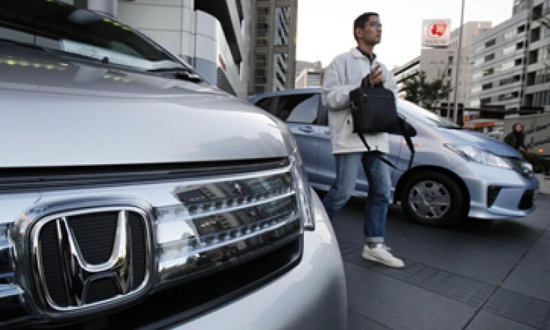 Honda recortó su pronóstico de ganancias anuales a 4,700 mdd debido al conflicto territorial. (Foto: AP)