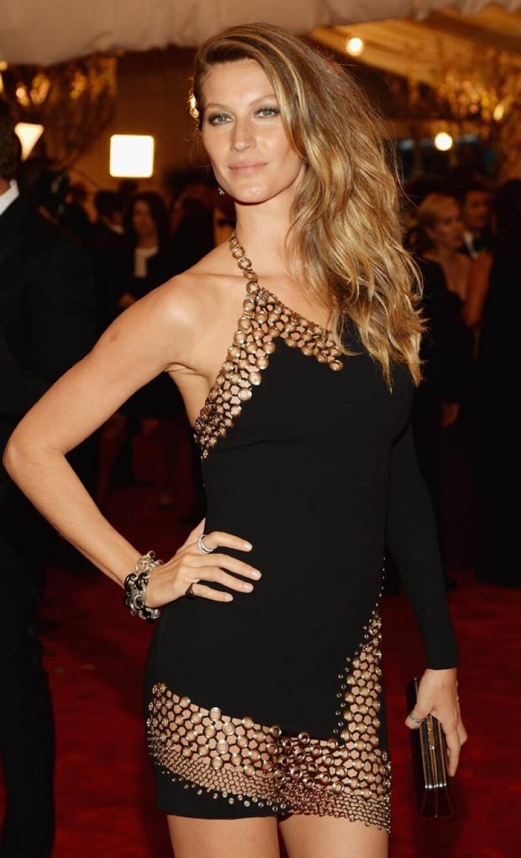 Gracias a sus contratos con H&M y Chanel, Gisele fue la que más ganó en 2013.