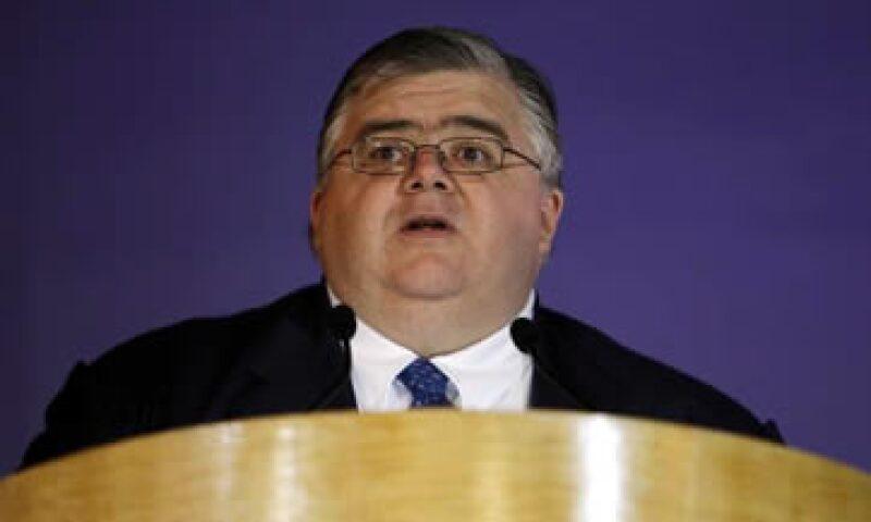 La reforma fiscal no generará presiones inflacionarias, dijo Carstens. (Foto: Reuters)