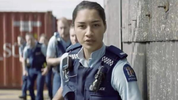 Policía de Nueva Zelanda