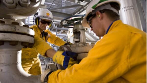 Trabajadores de Shell (Foto: Shell_tomada de Flickr)