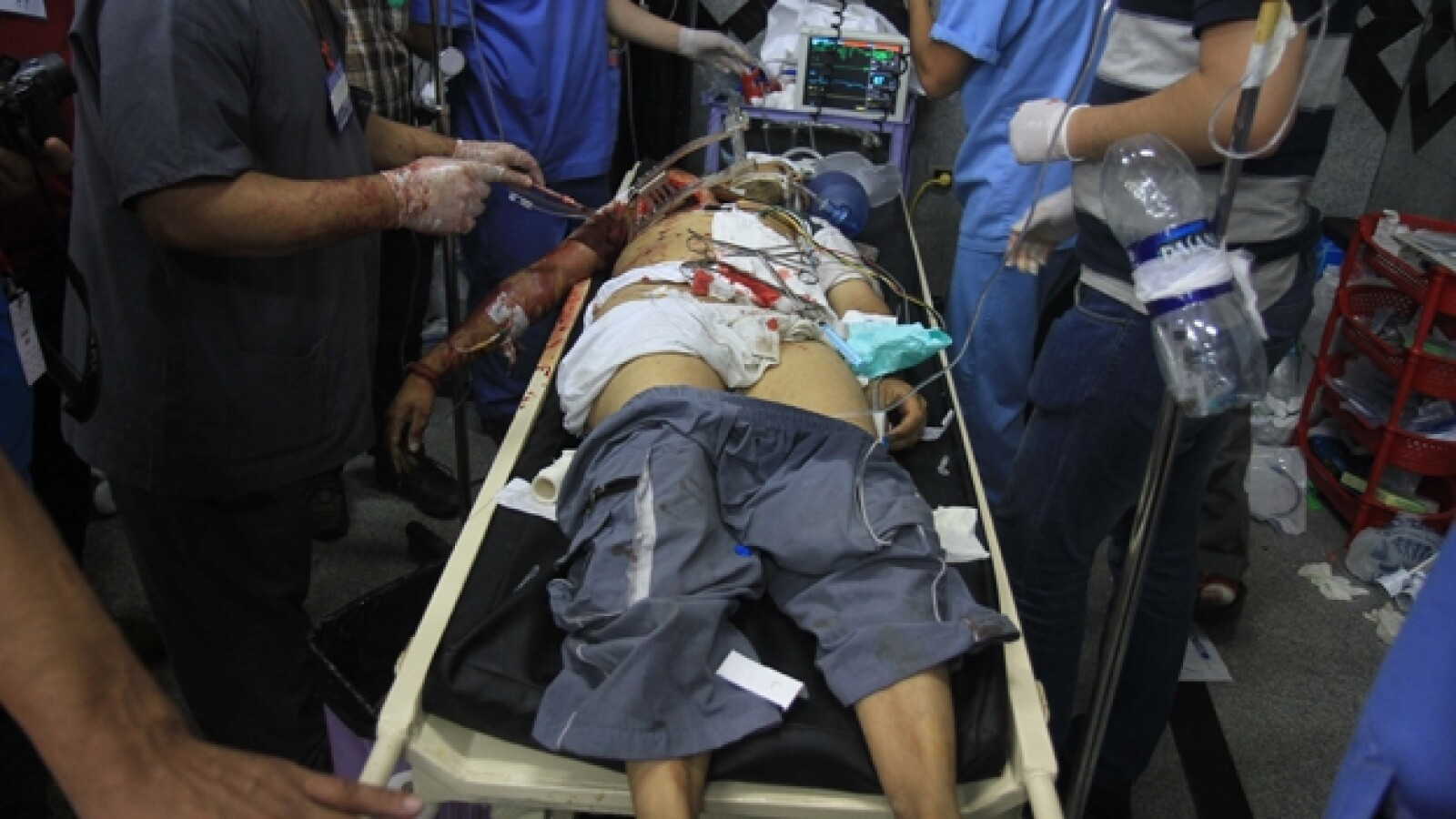 protestas egipto 2